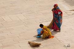 Amber Fort Jaipur India 4 (Holofoto) Tags: india asia jaipur amberfort portretter prosjekter mennesker renhold portretterfraindia