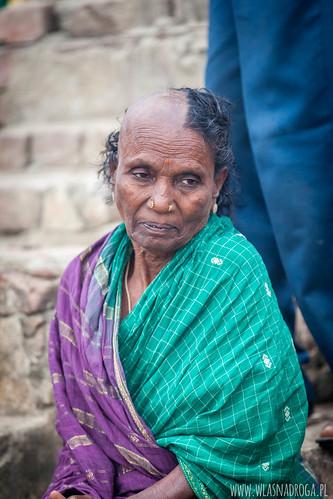 Rytuał strzyżenia w Indiach