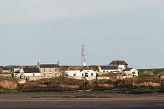 Hilbre Island buildings (Lluniau Clog) Tags: red wirral hilbre hilbreisland deeestuary