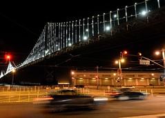 San Francisco-Oakland Bay Bridge (I-80) (|=_=|) Tags: sf california ca bay nikon san francisco hand handheld 28 i80 d610 2470