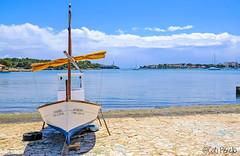 Porto Colom (Felanitx) (CatiPerell) Tags: azul mallorca baleares balearicislands balears illesbalears islasbaleares portocolom felanitx