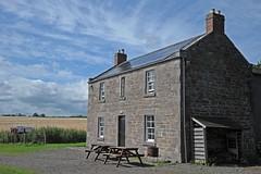 Integrated solar for House of Dun Montrose (C) Forster Energy