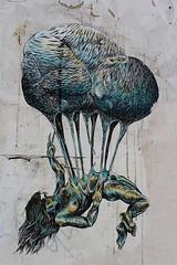 IMG_1295 rue de la Roquette Paris 11 (meuh1246) Tags: streetart paris parachute ruedelaroquette paris11