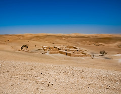 Morocco - Ghost Town (Daxis) Tags: africa sahara sand village desert dunes morocco ghosttown