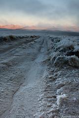 Old Man Range, Hoar frost