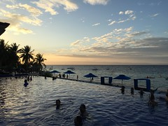 Panglao sunset (Jacob Johan) Tags: bohol panglao 2016