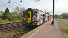 AM 980 - L154 - JAMBES (philreg2011) Tags: trein jambes cityrail nmbs sncb am980 l154 amclassique l20144550 l20144590