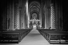 Pillars & Pews ( Ian Flanagan) Tags: canon photography durham cathedral fullframe 5dmk3 ianflanagan