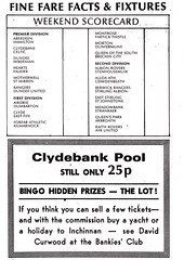 Clydebank vs Celtic - 1986 - Page 14 (The Sky Strikers) Tags: official fine scottish match celtic premier fare league programme the clydebank 50p bankies kilbowie