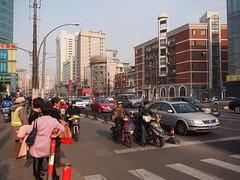 Shanghai 2016 (hunbille) Tags: china road shanghai hong shan sichuan hongkou sichuanroad