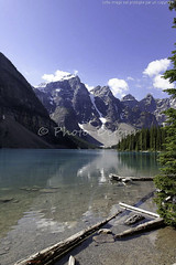 L_A-75 (Mireille & Jacky Weiland Photography) Tags: canada nationalpark banff pays morainelake