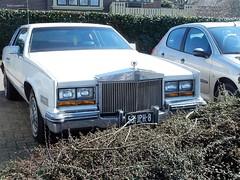 Cadillac Eldorado (bcbvisser13) Tags: classic nederland eu cadillac eldorado culemborg americancar 53jph8