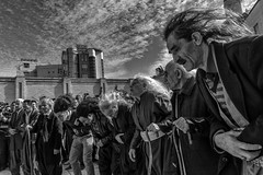 Dervishes (Saman A. Ali) Tags: people white black flickr estrellas relegion flickrestrellas