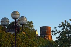 Angers (Maine-et-Loire) (sybarite48) Tags: france tower torre tour toren turm floorlamp lampadaire  angers maineetloire  kule   wiea stehlampe lmparadepie lampadadaterra   vloerlamp   candeeirodep   lampapodogowa ayakllmba