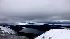 Snowwwwwwwww : ) (Pjaro Post) Tags: patagonia nieve bellavista nubes bariloche 387 lagonahuelhuapi parquenacionalnahuelhuapi snowwwwwwwwwwww