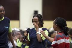 "Mentorship Meet ""Kwibuka Conversation""   Kigali, 24 April 2016 (Jeannette Kagame) Tags: against lady first foundation memory genocide jeannette programme mentorship tutsi kagame imbuto kwibuka kwibuka22"