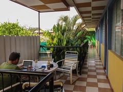 "Léon: notre hôtel <a style=""margin-left:10px; font-size:0.8em;"" href=""http://www.flickr.com/photos/127723101@N04/26599869946/"" target=""_blank"">@flickr</a>"