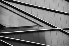 double triangle (Furcletta) Tags: white black building window glass architecture triangles grey blackwhite europe tallinn estonia colours outdoor places structure modernarchitecture est lense 70200mm28g nikond800
