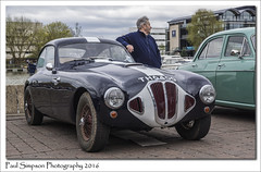Frazer Nash (Paul Simpson Photography) Tags: cars car classiccar icon lincolnshire lincoln british iconic classiccars sportscar britishcars sportcar brayford photosof imageof photoof imagesof classiccarshows sonya77 paulsimpsonphotography april2016 spring2016