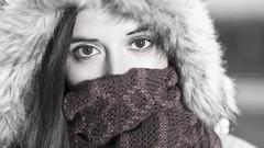 Autumn Faces (Mauricio Narea) Tags: chile autumn winter portrait people beautiful beauty face look canon fun eyes pretty looking faces gente retrato sigma otoo invierno canonistas