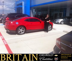 #HappyBirthday to Kaylie from Kaylie Mahurin at Britain Chevrolet Cadillac! (britainchevrolet) Tags: new chevrolet car sedan truck happy dallas texas allen britain tx pickup cadillac used vehicles chevy bday dfw plano van minivan suv coupe greenville dealership frisco mckinney shoutouts dealer customers metroplex preowned