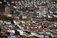 Mange tak -|- Plenty tak (erlingsi) Tags: norway norwegen roofs bergen plenty tak