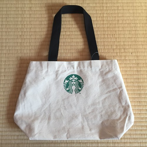 Starbucks LuckyBag 2016 スタバ福袋