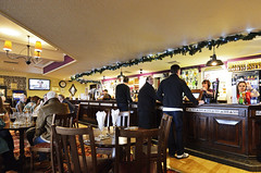 A Busy Boxing Day, Bloxwich 26/12/2015 (Gary S. Crutchley) Tags: christmas uk winter england urban dog house holiday man black west public beer bar festive season ed one town pub inn nikon day britain united country great seasonal ale kingdom s celebration tavern his and af boxing nikkor townscape staffordshire westmidlands walsall yuletide midlands d800 blackcountry staffs 1635mm hostelry f40g bloxwich walsallweb walsallflickr