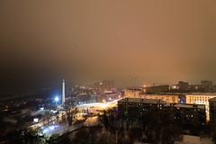Ulyanovsk (DmitryYushkevich) Tags: city longexposure canon naturallight nightshots nightsky nightscene nightphotos cityatnight canon24105f4l canon6d nightviewofthecity