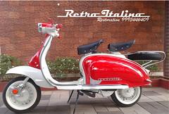 Retro Italino restoration work , Calicut Ph 9995446409    Lambretta li150 (nidhink) Tags: li lambretta restoration calicut