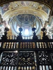 Chapel dome, Basilica of Santa Maria Maggiore, Rome