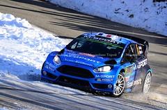 Rallye Monte-Carlo 2016 (Tripodi Massimiliano) Tags: ford fiesta montecarlo wrc rallye 2016 klinger camilli