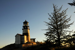 Cape Disappointment Lighthouse, Washington (lighthouser) Tags: usa lighthouse washington capedisappointment lighthousetrek