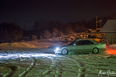 IMG_4996 (Boobo_oobo) Tags: winter mercedes benz drifting vrh w210 kraljev jakovlje