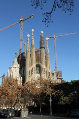 Sagrada Familia, Barcelona (yakovlev.alexey) Tags: spain barselona