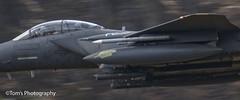 F15E close up (tomdavies19) Tags: black wales training grey pond hawk low jets jet fast cockpit valley welsh usaf lfa raf mach f15 lowlevel machloop lfa7 cadeast