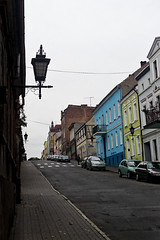 Chemno (Stimoroll) Tags: colors poland mobilephoto colorfulhouses colorfulbuildings chemno xperia
