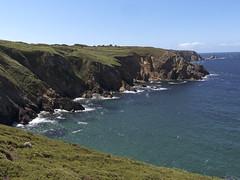 Pointe du Castelmeur (Ytierny) Tags: france horizontal bretagne cte pointe manche finistre castelmeur granit littoral bretonne rcif cornouaille ytierny