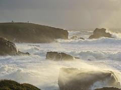 Côte sauvage de Quiberon (camaroem56) Tags: mer france bretagne armor vagues morbihan tempête