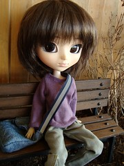 Danita Pereira (Lunalila1) Tags: gay lesbian garden bag outfit doll handmade dani 25 yuri groove pullip sesion danita pereira costura obitsu ddalgi junplaning