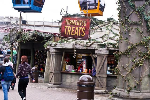 Dark Forest - Tormented Treats