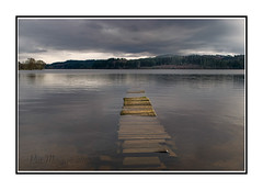 Loch Ard (Pat's Images) Tags: snow water scotland benlomond lochard thetrossachsnationalpark trossachsnationalparkscotland