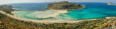 Shades of Blue (NikosPesma) Tags: blue sea panorama beach swimming landscape island sand holidays outdoor turquoise aegean greece crete gramvousa  balos    kissamos    ballos    kastelli
