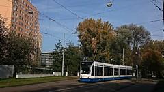 Flevoweg (Peter ( phonepics only) Eijkman) Tags: city holland netherlands amsterdam transport nederland tram rail rails trams noordholland gvb combino nederlandse