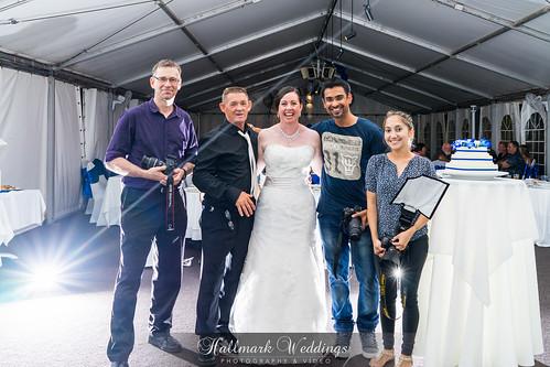 Hallmark Weddings Photography Team - Wedding Photographer Brisbane