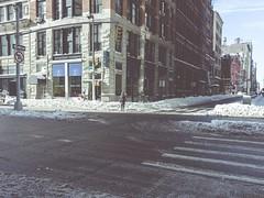 Waiting in vain (dpakisgood) Tags: nyc newyorkcity winter snow nikon manhattan snowstorm slush coolpix jonas blizzard 2016