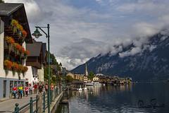 Hallstatt Austria (TARIQ HAMEED SULEMANI) Tags: travel tourism colors trekking canon austria europe tariq hallstatt concordians tariqhameedsulemani