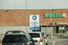 Logofix 4 (kapratas) Tags: advertising outdoor billboard via billboards lithuania lietuva baltica reklamos lauko populiar reklaminiai stendai efektinga automagistrale