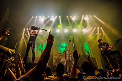 Black Stone Cherry-14 (Robert Westera) Tags: amsterdam rock kentucky melkweg blackstonecherry concertphotografie