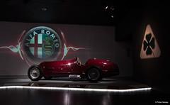 1935 Alfa Romeo Monoposto 8C 35 Type C (Pieter Ameye) Tags: verde war c pre type alfa romeo museo 35 alfaromeo 1935 storico prewar 8c arese quadrifoglio monoposto balocco